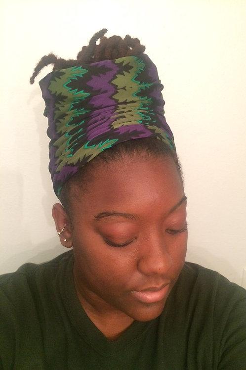 (Zulu) Infinity Headscarf