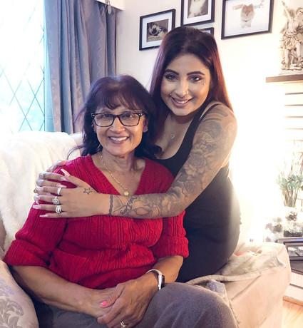 Crystal & Her Mom Nisha