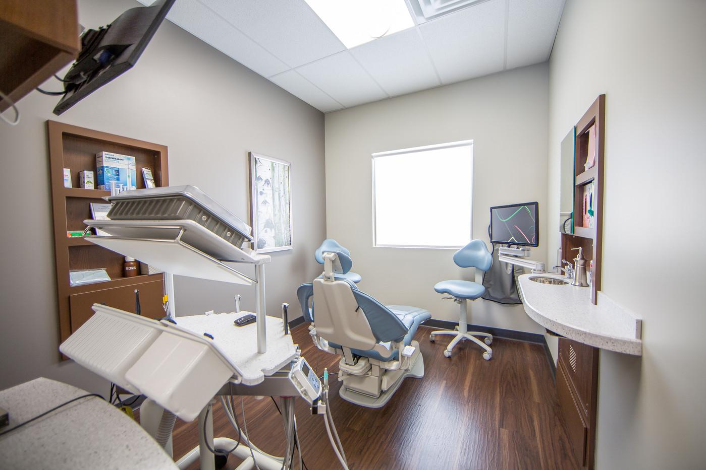 WhitePine Dental Office