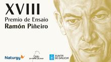 Fernando Redondo gaña o Premio Ramón Piñeiro de Ensaio 2018