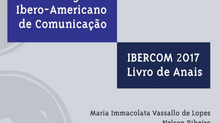 Publicado o libro de actas do IBERCOM 2017