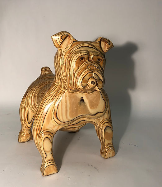 Wonky Bulldog
