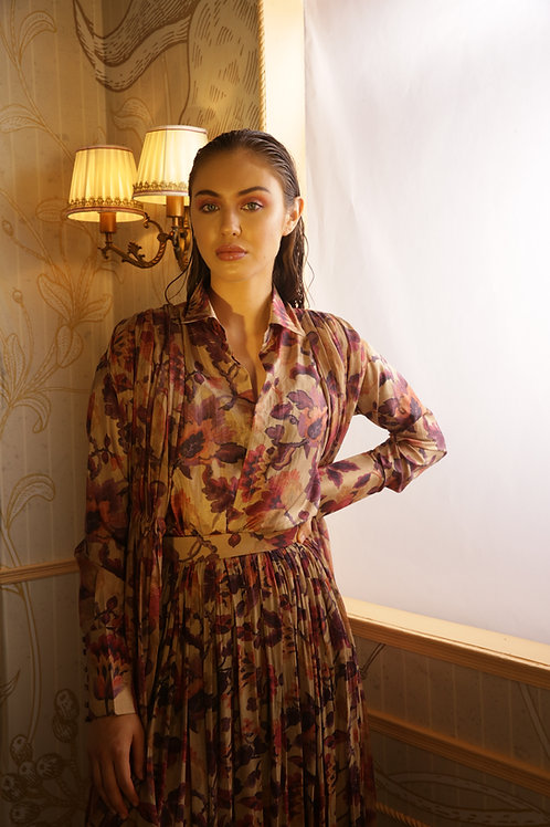 Dabu Floral Shirt