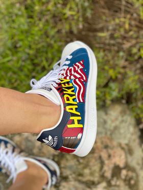Custom sneakers - Harkey Harkey