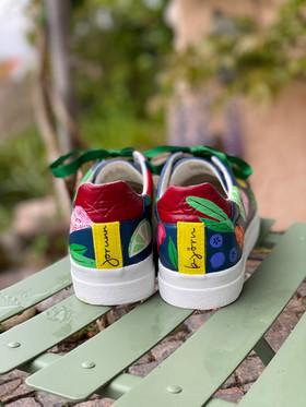 Custom sneakers - Yummy mummy hälar