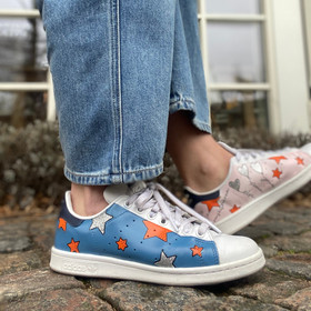 Custom sneaker - New York profil stjärnor