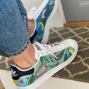 Custom sneaker - Martin