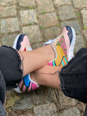 Custom sneakers - Epic shit i kors