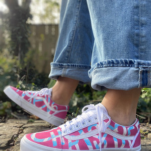 Custom sneakers - Christoffer Erneholm