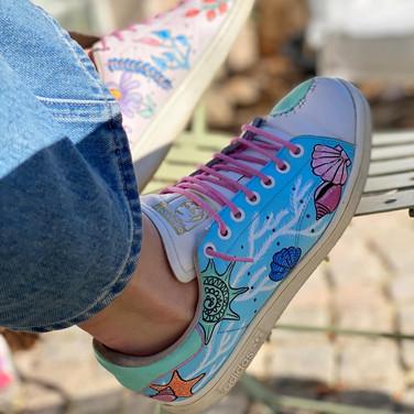 Custom sneakers - Teachers pet profil