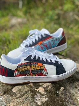 Custom sneakers - He-Man Hip hop