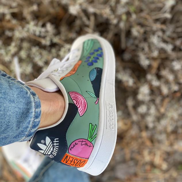 Custom sneakers - KalfHansen 2