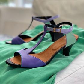 Custom shoes - Chie Mihara sandaler