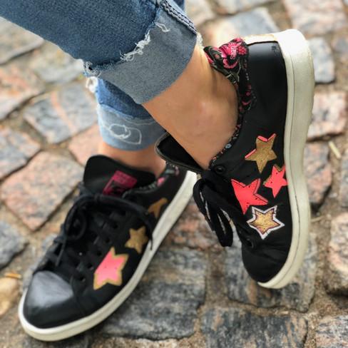 Custom sneakers Starstruck