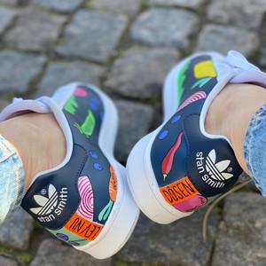 Custom sneakers - KalfHansen hälar