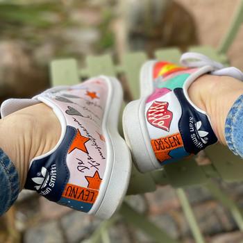 Custom sneaker - New York hälparti