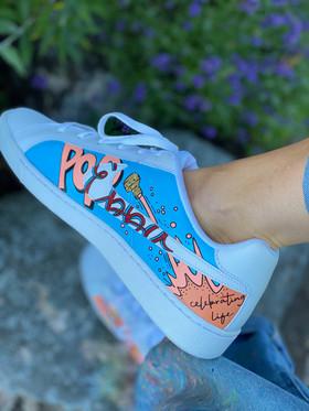 Custom sneakers - Smash hö insida