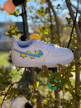 Custom sneakers - Bästisar stjärnor