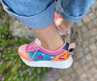 Custom sneakers - Stay rad vä utsida