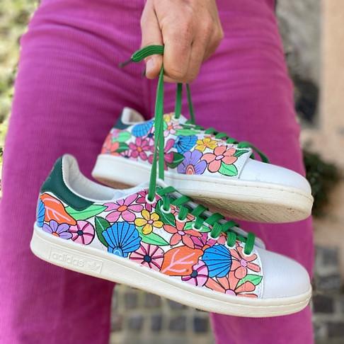 Shell & flower bonanza