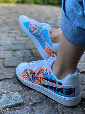 Custom sneakers - Smash profil vä
