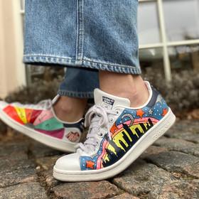 Custom sneaker - New York profil NY