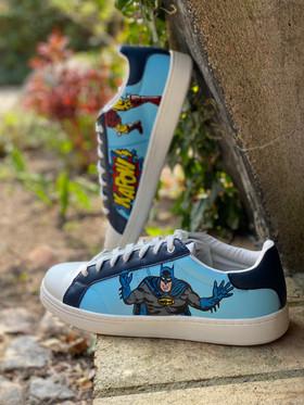 Custom sneaker - Marvel mixed