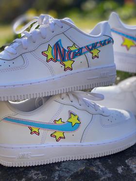 Custom sneakers - Bästisar Natasha