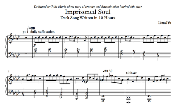 Imprisoned Soul