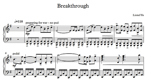 Breakthrough