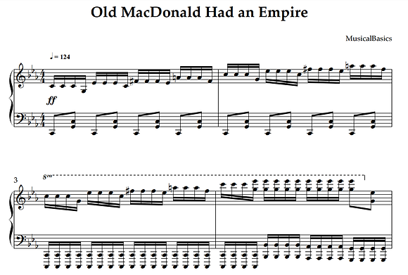 Old MacDonald Had an Empire