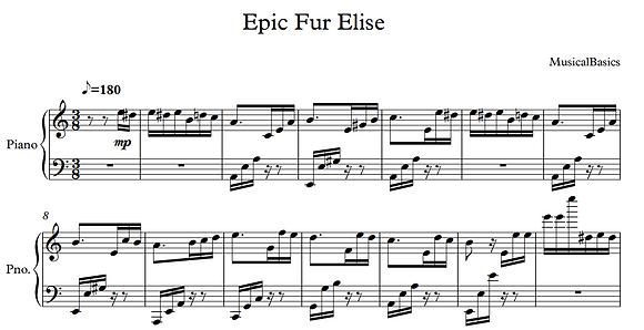Epic Fur Elise