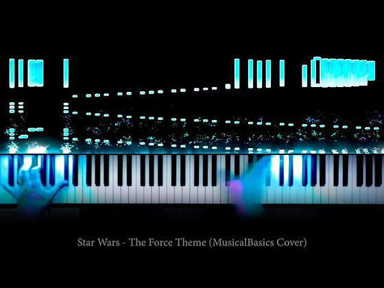 The Force Theme - Performance MIDI
