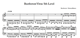 5th Level of Beethoven Virus