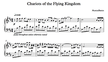 Chariots of the Flying Kingdom