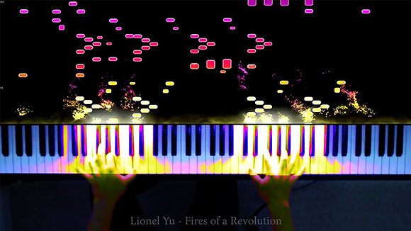 Fires of a Revolution - Performance MIDI