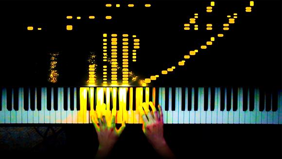 Lycoris Radiata - Performance MIDI