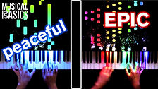 5 Peaceful Songs Turned Epic - Performance MIDI Bundle