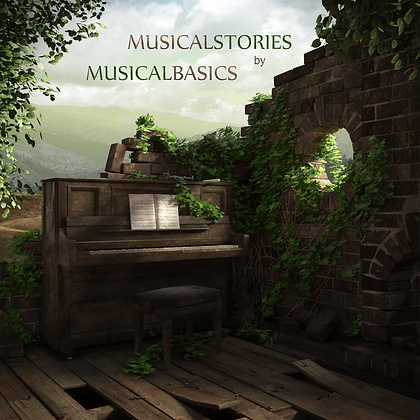 MusicalStories (12 Songs, $52 Value)
