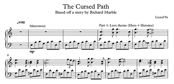 The Cursed Path