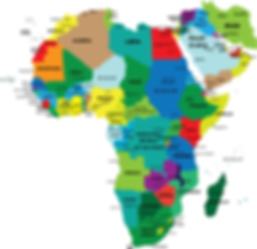 Sub Saharan Africa -New Edit.png