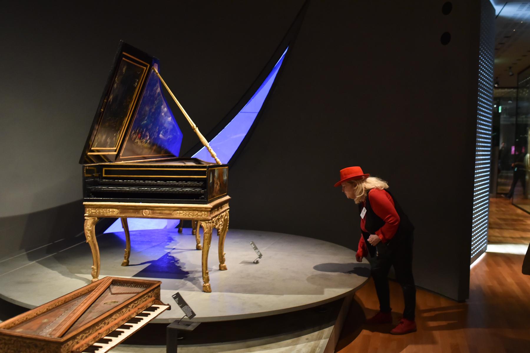 Musée, cité de la musique.
