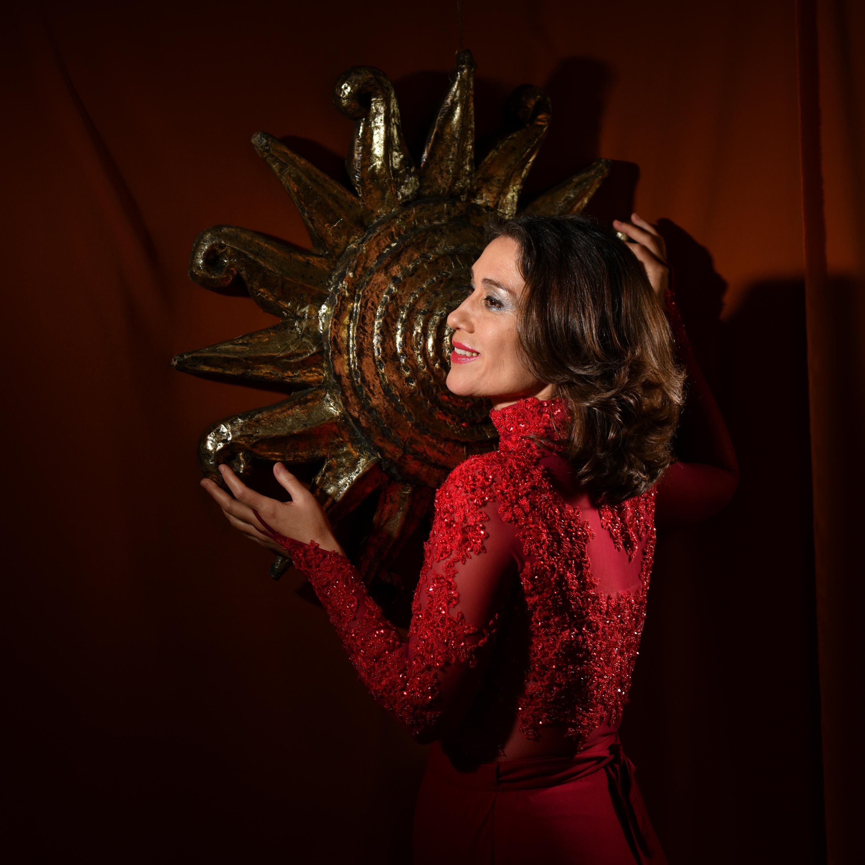 Ana Guanabara, chanteuse.