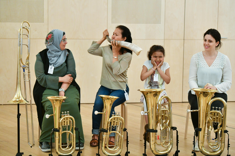 Atelier Philharmonie de Paris