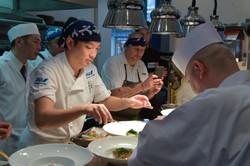 Evènement culinaire ANA