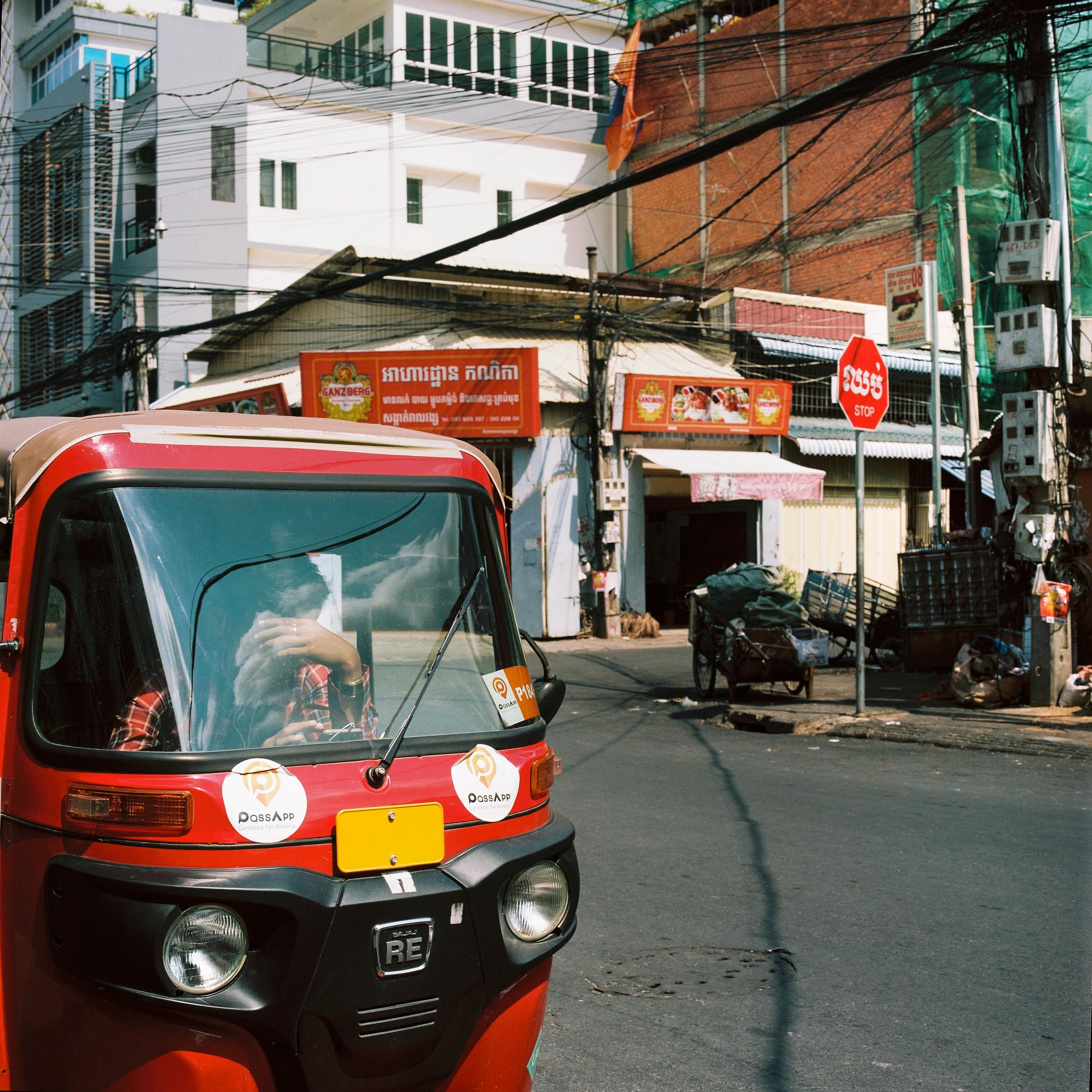 Cambodeg, Phnom Pehn