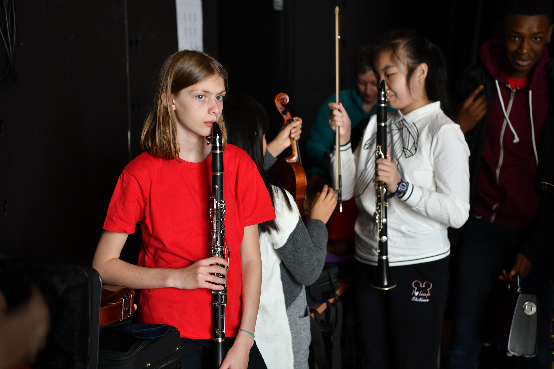Restitution Atelier Orchestre