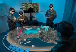 Simmulation 3D Airbus