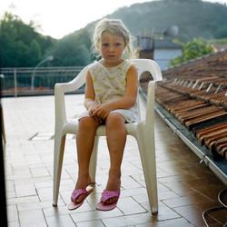 Elise, Italie.