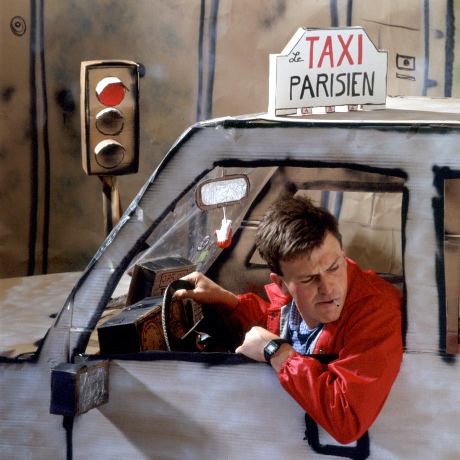 Le chauffeur de taxi